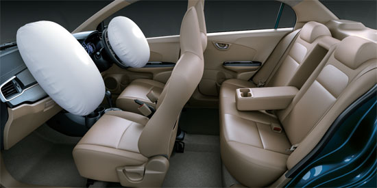 Front-Dual-SRS-Airbags