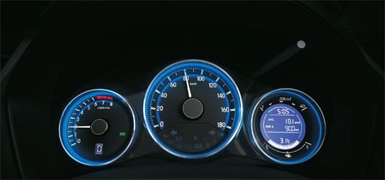 New-Premium-3D-Speedometer-with-Multi-Information-Display