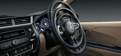 Convenient-Tilt-Steering