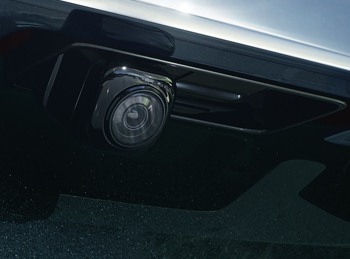 Multiview Rear Parking Camera