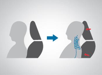 Impact Mitigating Headrests