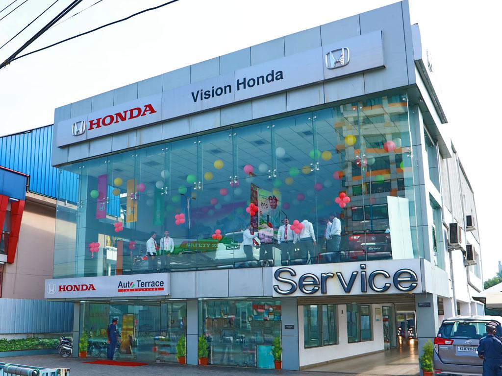Vision Honda