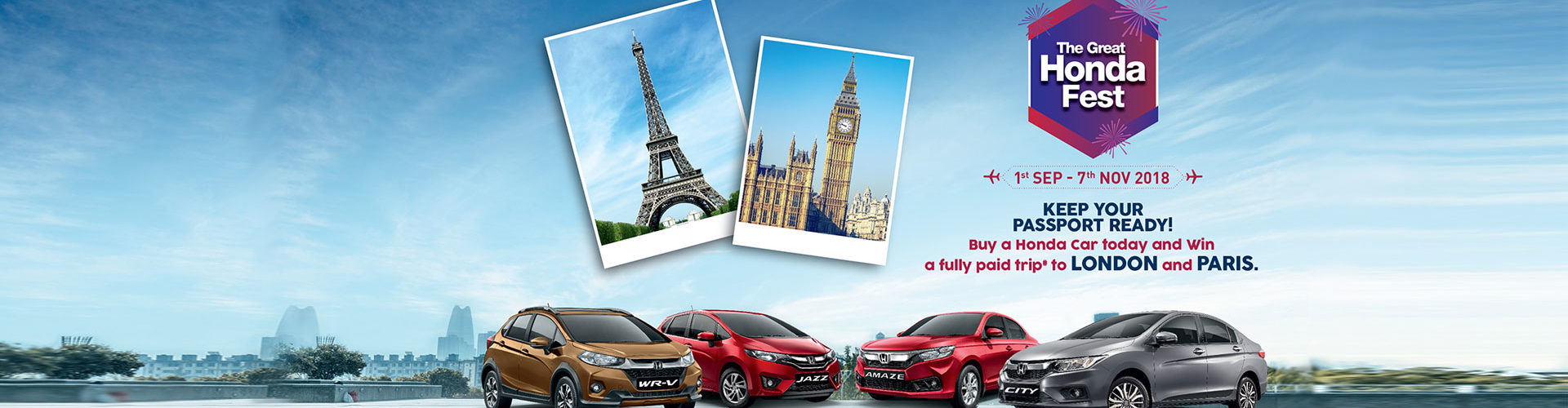 Welcome To The Largest Authorised Dealers Of Honda Passenger Cars In